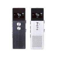 24 horas HiFi gravador de voz de áudio digital de alta qualidade jogador de ditafone