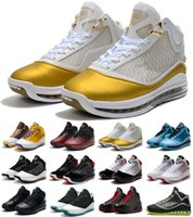 2021 Neueste VII 7 Lakers Outdoor Schuhe Frisch gezüchtet King Equalit Lightyear Sneaker 7s Sporttrainer Größe 40-46