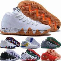 Scarpe 4S IV 13 어린이 농구 46 47 남자 바구니 2 박스 운동화 트레이너 Kyrie 38 EUR 여성 신발 크기 미국 흰색 테니스 4