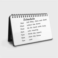 Newyes A4 Größe wiederverwendbar löschbar Smart Portable Whiteboard Book Note Memo Pad Mini Notebook Notepad App Message Board mit 2 Stift 201116