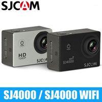 "Original SJCAM SJ4000 SERIES 1080P HD 2.0 ""SJ4000 / WIFI Caméra d'action Caméra imperméable caméra Sports DV Car registraire1"