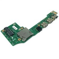 컴퓨터 케이블 커넥터 ASUS X200 X200C X200CA X200M X200MA USB SD 카드 리더 오디오 보드 IO_BOALD REV 2.0 60NB04U0-IO102