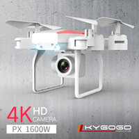 KY606D Drone FPV RC Drone 4k Camera 1080 HD Aerial Video dro...