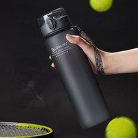 Sport Water Bottles 800 1000ML Protein Shaker Outdoor Travel...