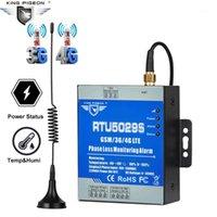 Системы сигнализации Сбой питания 3 Система мониторинга фазы AC / DC / постоянный статус по SMS для склада RTU5029A1