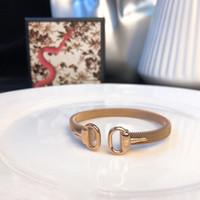 Vente chaude 316L Bijoux en acier inoxydable Bracelets Bracelets Pultsiras Bracelets en cuir pour femmes / hommes Bijoux Bracelets pour couple