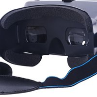 Portable Head- Mounted Google Cardboard Version 3D VR Glasses...