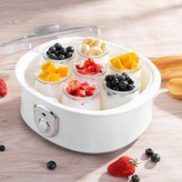 Käsehersteller 1.5l Joghurt Maker Automatische Joghurtmaschine Konstante Temperatur Fermenter für Heimgebrauch 220-240V Kitchen1