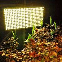 حار بيع 300 واط مربع كامل الطيف الصمام تنمو أضواء عالية الجودة الأبيض لا ضوضاء النبات ضوء منطقة كبيرة من الإضاءة ce fcc بنفايات
