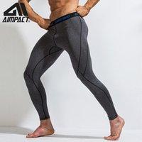 Спортивные сжатия штаны мужчины спортивные фитнес бегущие колготки бодибилдинг тренировочный тренажер тренировочный тренажерный зал його леггинсы открытый быстрый AM5118 201118