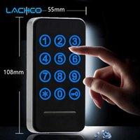 Livraison Gratuite Touch Touch Mot de passe Mot de passe RFID Clé Touche Métal Numérique Cabinet électronique Verrouillage CL16006