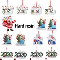 شخصية الحلي عيد الميلاد 2020 الحلي الحجر الصحي عيد الميلاد تزيين شجرة عيد الميلاد الديكور التسليم في غضون 72 ساعة