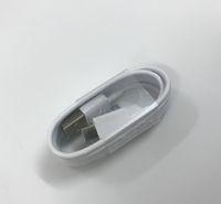 Original OEM Tipo C Cable 1 M Cables USB-C Micro USB V8 Cable de datos de carga rápida para Samsung S7 S8 S8 S10 S20 Teléfono móvil Android Huawei HTC Xiaomi