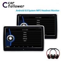 10.1 pouces moniteur de moniteur de moniteur Android 6.0.1 avec écran tactile WiFi IPS MP5 Player avec USB / SD / Bluetooth / haut-parleur1