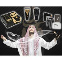 جديد المحمولة مصغرة USB السلطة البخور الموقد الكهربائية البخور قابلة للشحن مسلم رمضان دخون العربية البخور 1