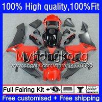 Injeção para Honda CBR 600F5 600 CC CBR600 RR 2003 Red preto novo 2004 49HM.64 CBR600F5 CBR600RR 03 04 CBR 600RR 600 RR F5 03 04 OEM Fairing