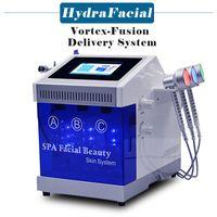 Hydrofaziale Haut Whitening Dermabrasion Peeling Machine Professionelle Hydro Gesichtshaut Tiefenreinigung BIO RF Haut Verjüngung Schönheitssystem