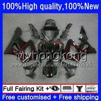 OEM för Honda CBR900RR CBR 929RR 900RR 929CC 2000 RES-flammor 2001 50HM.104 CBR900 RR CBR 900 929 RR 900CC CBR929RR CBR929 RR 00 01 FAIRING