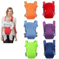 Babyträger Atmungsaktive Vorderseite gegenüber dem Känguru verstellbare Strap Rucksack Beutel Bequem für 2-30 Monate Babys Sicherheitsträger1