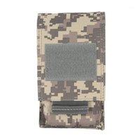 2020 нейлоновый портативный открытый спорт на открытом воздухе тактическая мольемая армия камуфляжная телефонная сумка сумка для Samsung Galaxy S3 S4 S5 S6 Edge Plus S71