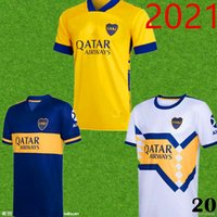 2020 2021 Boca Juniors Version Jersey Home Away 20 21 Boca Juniors Gago Osvaldo Carlitos Perez de Rossi كرة القدم قميص