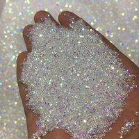 Cristaux de verre de 1400pcs Pixie Nail art strass micro caviar perles 3D ongles mini strass