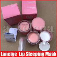 Laneege especial cuidado labial máscara de dormir lip bálsamo batom hidratante anti-envelhecimento anti-enrugamento cosmético 20g