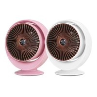 800W Mini Portable Electric Heater Desktop Heating Warm Air ...
