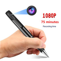 HD 1080P مصغرة القلم كاميرا فيديو مسجل الكرة نقطة القلم dvr غادج المحمولة مصغرة دي dv الأمن كاميرا دعم بطاقة الذاكرة
