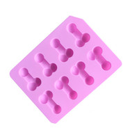Engraçado criativo molde de cozimento epóxi resina silicone bakeware molde gelo bloco de gelo creme de geléia biscoito waffle chocolate moldes novos 2 9xw l2