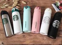 2020 Ultimi uomini di Starbucks 16oz Uomini e donne Tazze preferite con tazze di caffè Le tazze in acciaio inox supportano logo personalizzato spedizione gratuita