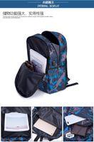 2022 Дешевые Сумки на открытом воздухе Камуфляж Путешествия Рюкзак Компьютерная сумка Оксфорд Тормозная Цепочка Средняя Школа Студенческая сумка Много Цветов