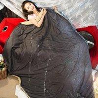 3D Piedra Forma Verano Qulit Para Niños Niños Adultos Sofá Manta Aire Acondicionado Mantas Ropa de cama Doble doble tamaño
