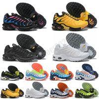 TN Plus Crianças TN mais TN Juventude Meninas Greedy Decon Correndo Tênis Meninos Treinadores Criança Chaussures Arco-íris Azul Fúria Pink Sport Sneakers Tamanho 28-35