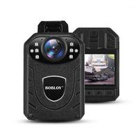 Boblov KJ21 Corpo Câmera desgastada HD 1296P DVR gravadores de vídeo 64GB CAM de segurança 170 graus IR Night Vision Mini Camcorders1