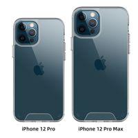 الفضاء phonecase ل iphone12 pro / max / mini / mini / 11 / 11pro / xsmax / xr / xs iphone 12