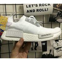 NMD R3 رجل إمرأة الاحذية أحذية أسود أبيض بيضاء NMDS مصمم الاحذية NMDS تشغيل الرياضة رياضة 36-45
