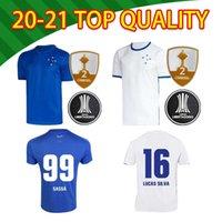 2021 Brasileiro Cruzeiro Jersey Homem Futebol Jersey Thiago Neves Rodriguinho Dede Sassa Camisetas Camisa Cruzeiro Esporte Clube 20 21