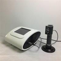 Vücut ağrının için ED ile muamele Shockwave akustik dalga makinesi için Choque şok dalgası Therapy makinenin de taşınabilir onda