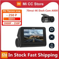 70mai Smart Dash Cam 4K A800 Built- in GPS ADAS Parking Monit...