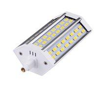 R7S 13W 85-265V LED 48 5730 SMD Flood Light Bulb Lamp Energy Saving Warm White