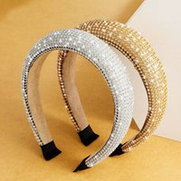New Arrival Extreme Luxury Women Shining Headband Full Cover...