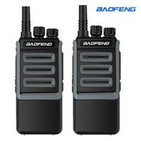 2 قطع baofeng bf-1901 walkie talkie 10w عالية الطاقة المحمولة baofeng اللاسلكية الاتصال الداخلي 400-470MHz عالية الطاقة اختراق 1