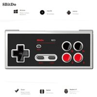8BitDo N30 Windows-Switch-Controller Bluetooth Gamepad Joystick für Schalter NES Android macOS
