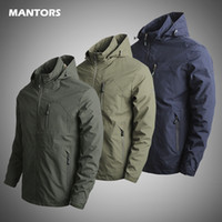 Men' s Bomber Jacket Military Tactical Waterproof Jacket...