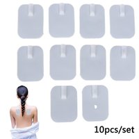 10pcs Massager Braces Supports Nerve Stimulator with 2mm Plu...