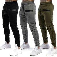 Yeni Spor erkek Pantolon Moda Jogger Rahat Dans Sportwear Pamuk Cep Baggy Pantolon Sweats Sweatpants Soğuk Dipler