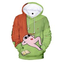 Popular ketnipz 3D Hoodies Streetwear Clothes Women men Hood...