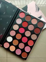 Envío gratuito ePacke! ojo nuevo maquillaje paleta de sombra de maquillaje GRAND GLAM mate 24 de color en polvo de sombra de ojos paleta 24G