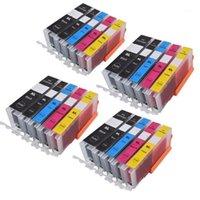 Cartucce d'inchiostro per Canon 470 471 Cartuccia PGI CLI compatibili Pixma MG6840 MG5740 mg 6840 5740 TS5040 TS6040 Printer1